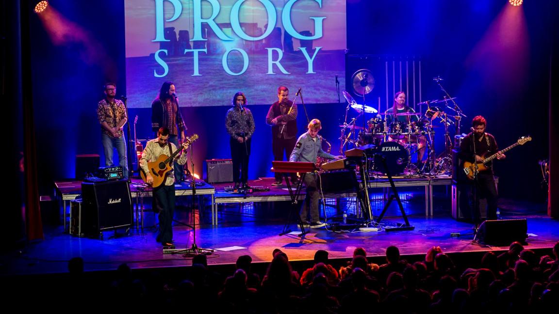 Prog Story à Trois-Rivières