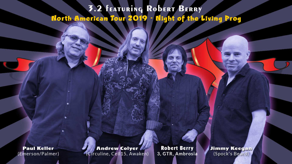 Robert Berry 3.2 Band