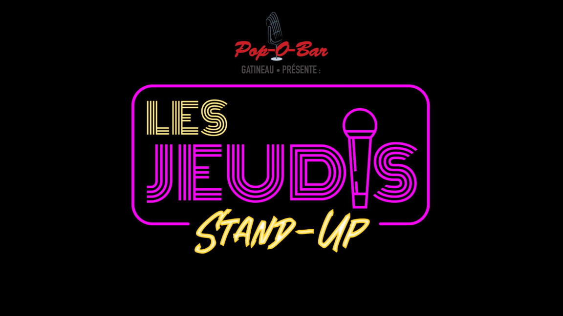 Les Jeudis Stand Up