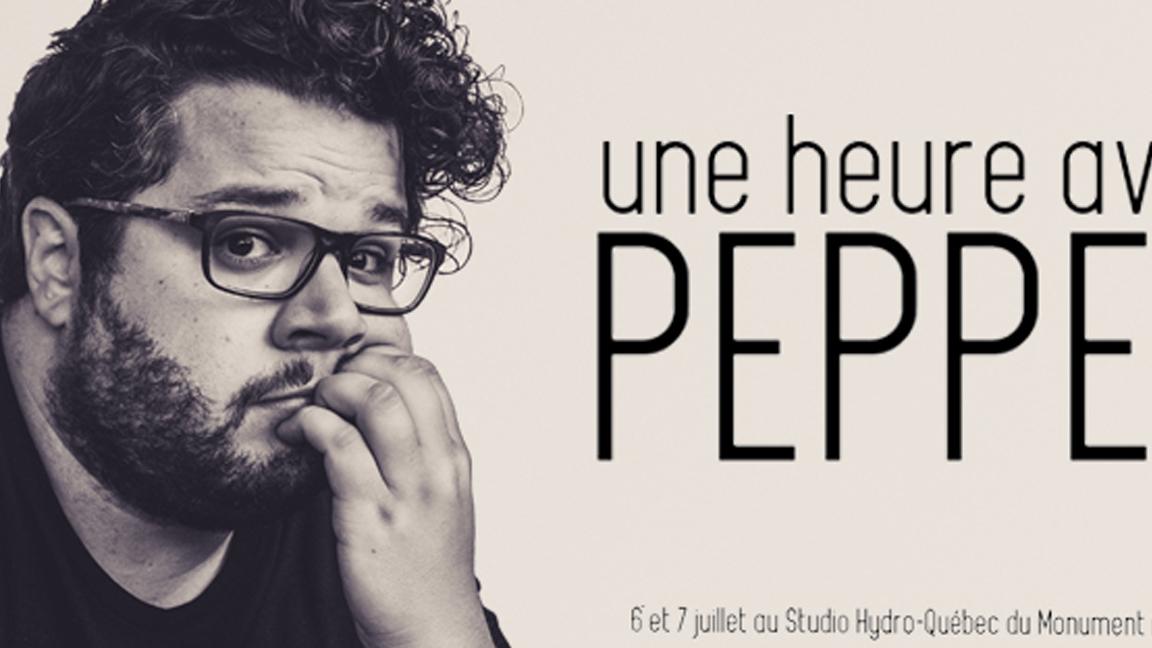 1 Heure avec Mathieu Pepper