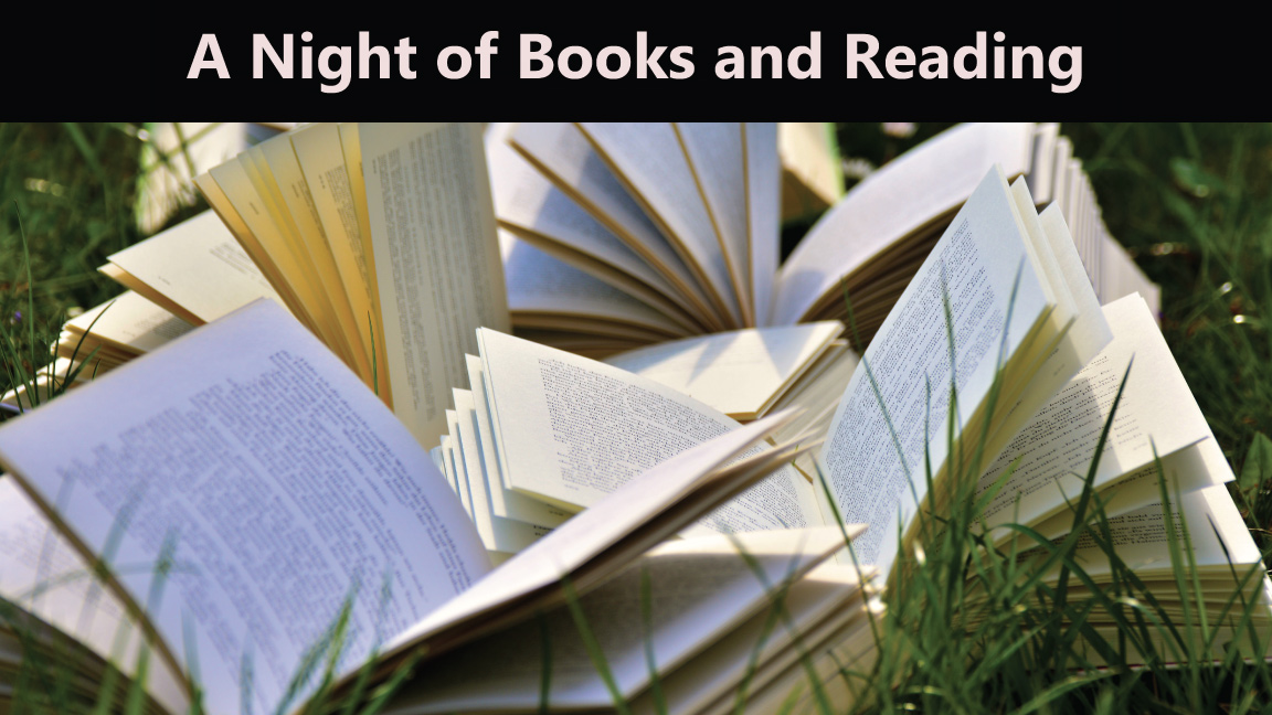 A Night of Books and Reading