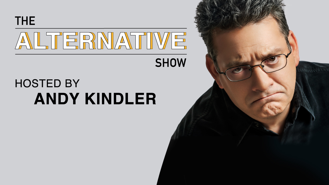 The Alternative Show hosted by Andy Kindler