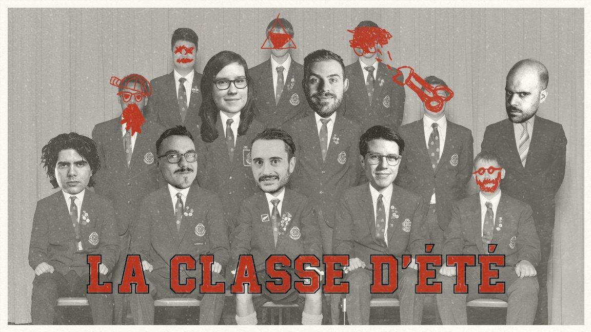 La Classe d'Été