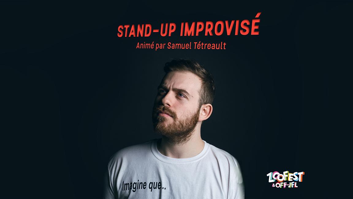 Les soirées de stand-up improvisés