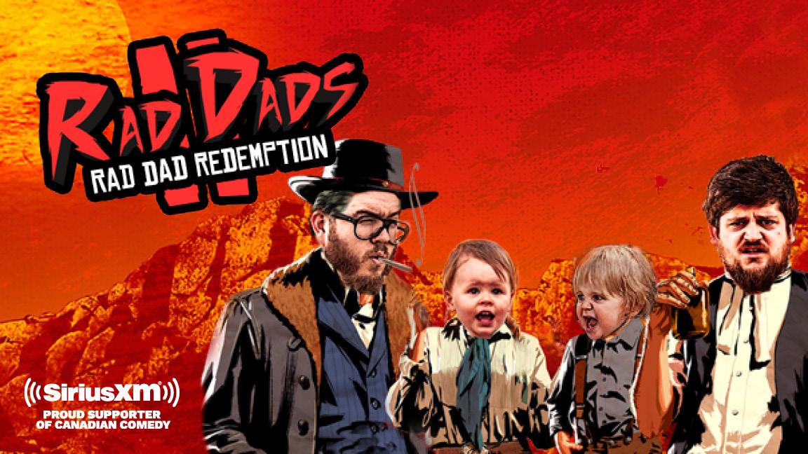 Rad Dads II: Rad Dad Redemption