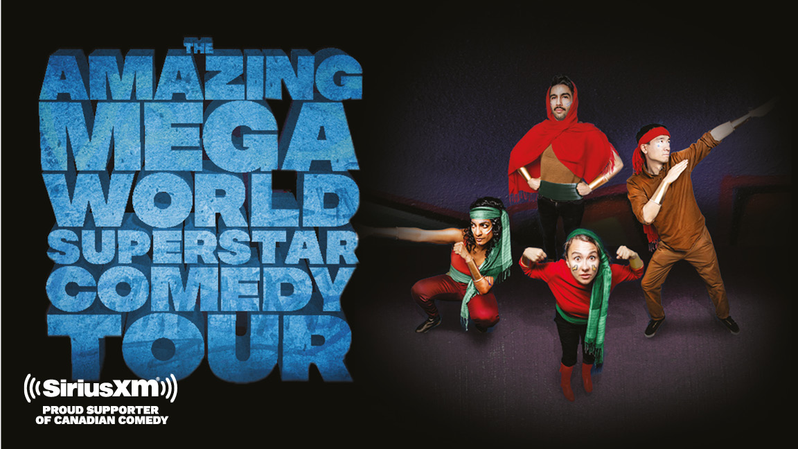 Amazing Mega World Superstar Tour