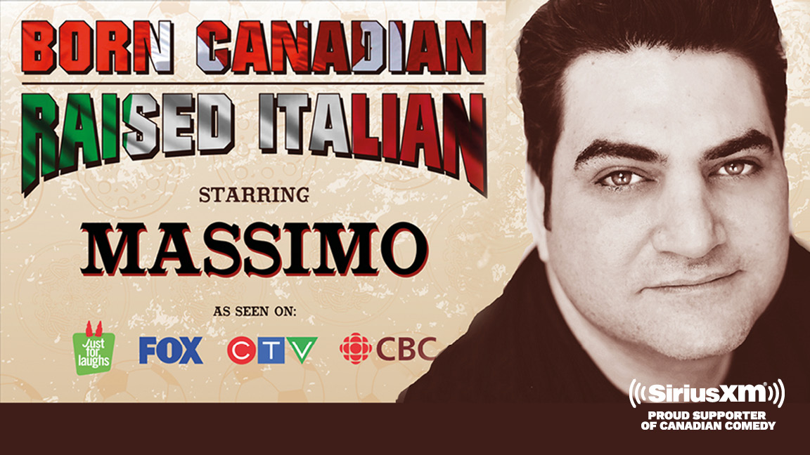 Born Canadian, Raised Italian