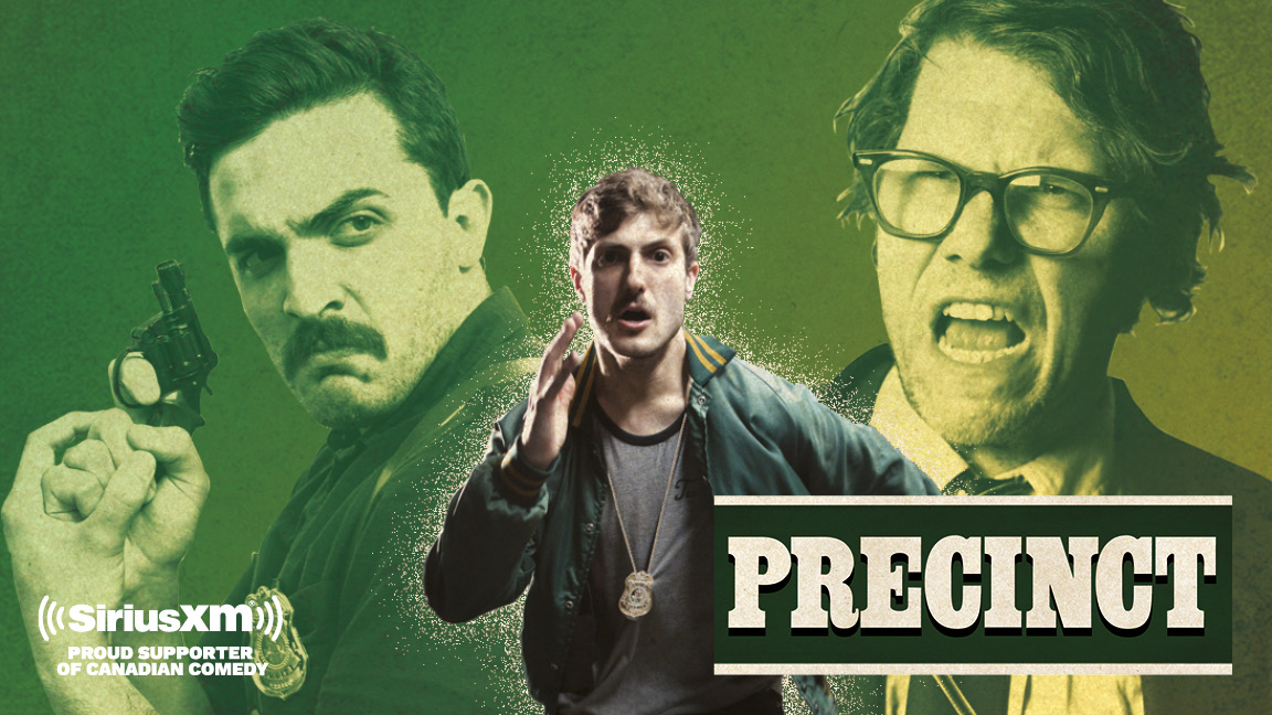 Precinct: An Improvised Cop Comedy