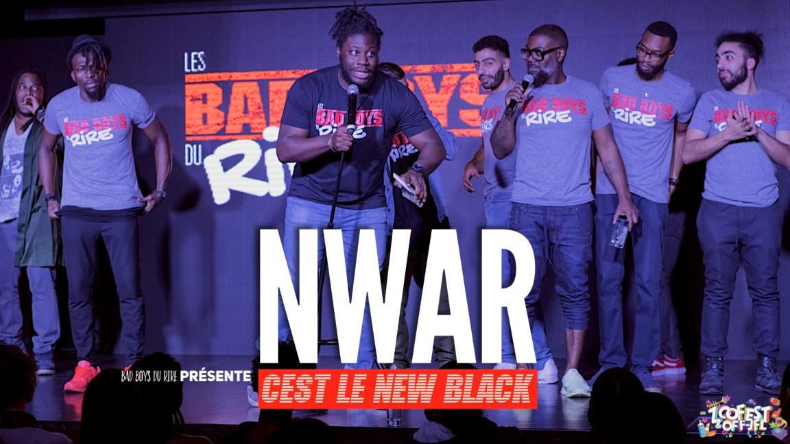 Bad Boys du rire présente: NWAR