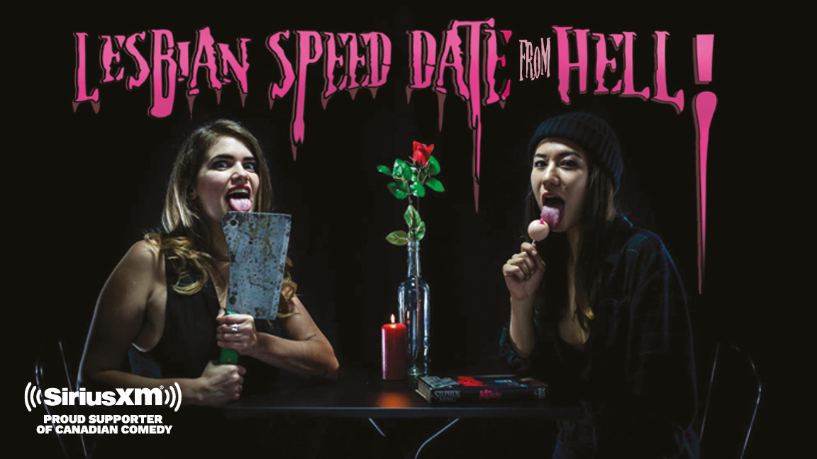 Lesbian Speed Date from Hell!