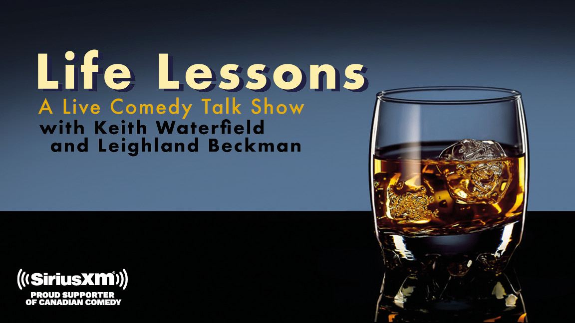 Life Lessons: A Live Comedy Talk Show