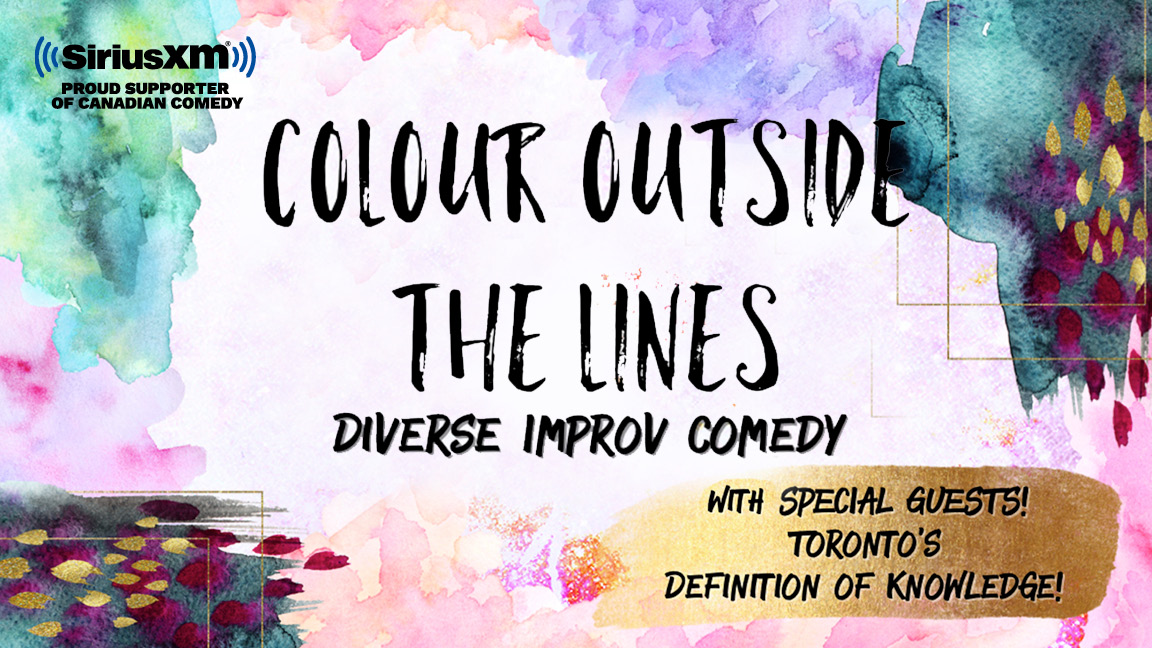 Colour Outside the Lines