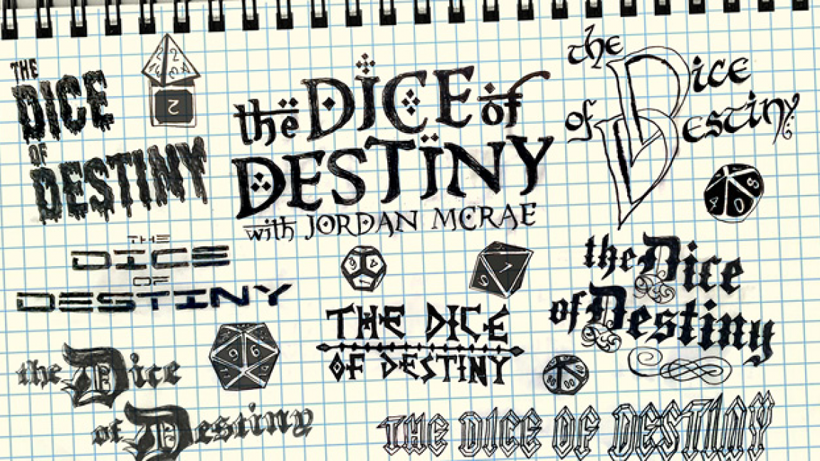 The Dice of Destiny with Jordan McRae