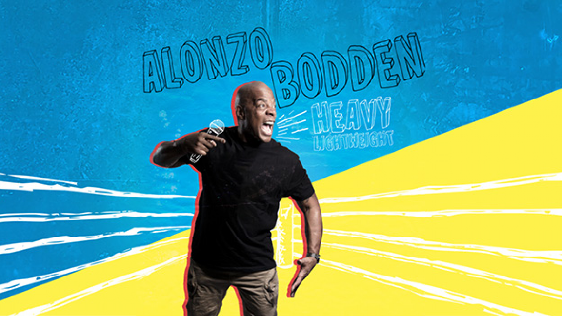 Alonzo Bodden: There Is No Bottom