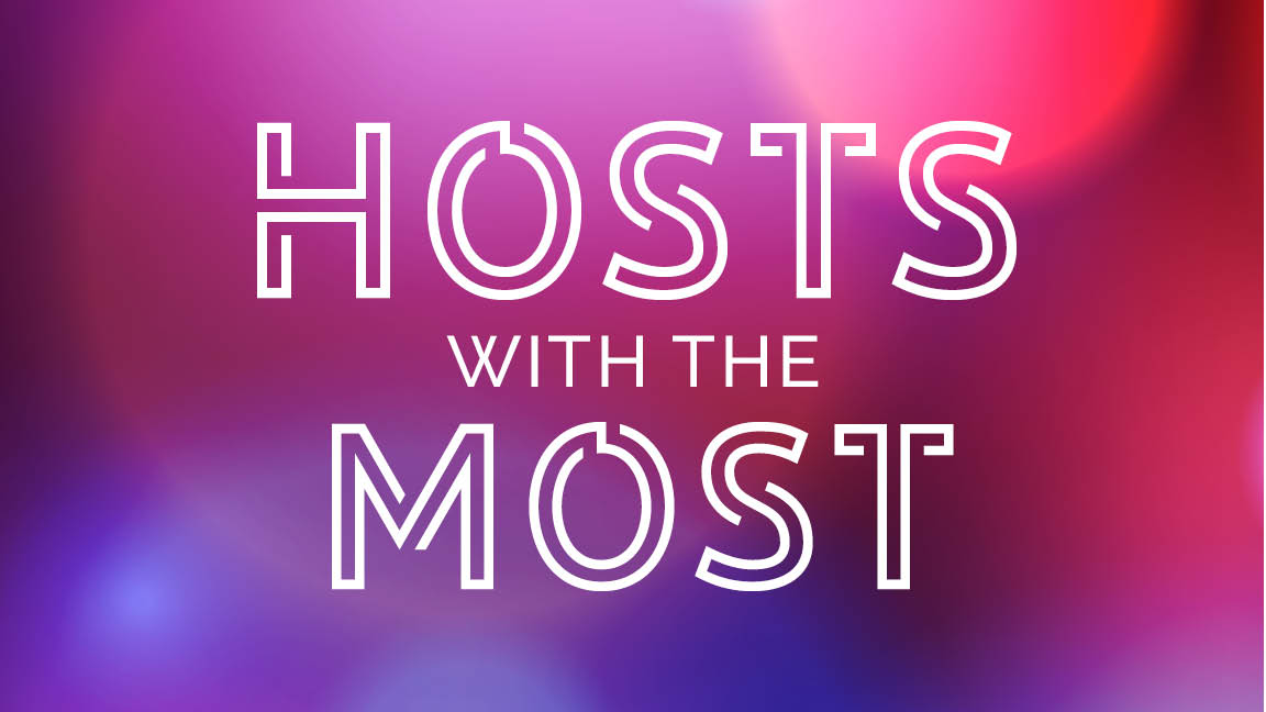 Hosts with the Most