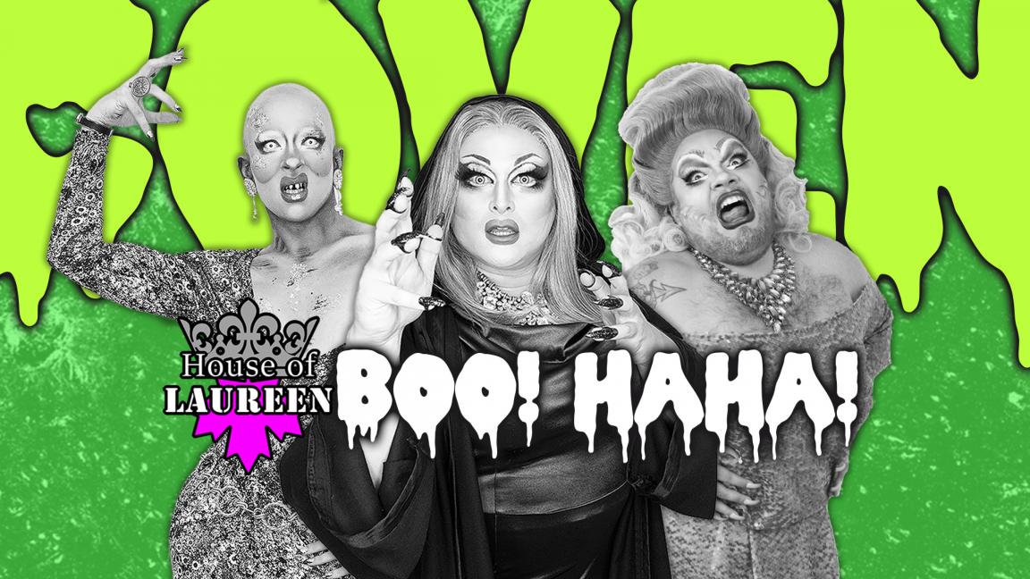 COVEN: Boo! HaHa!