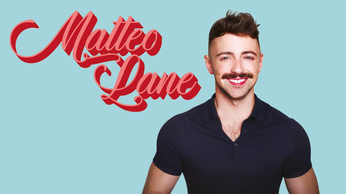 Matteo Lane
