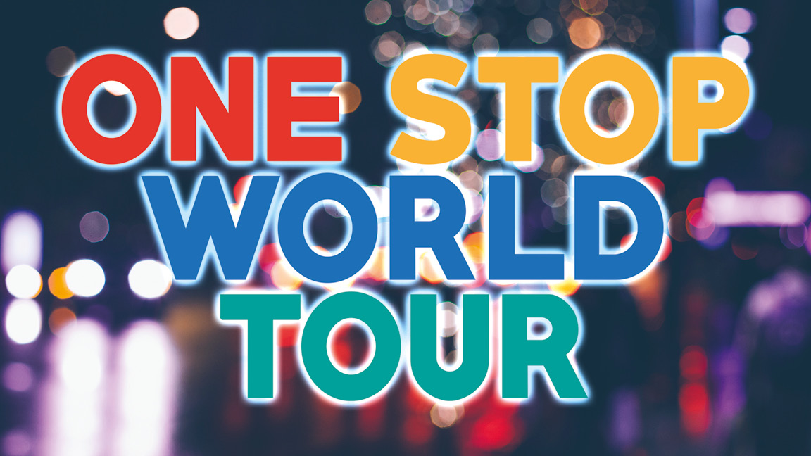 One Stop World Tour