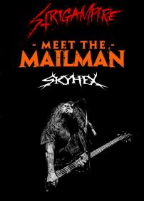 Strigampire - Meet the mailman - Skyhex à la Source de la Martinière