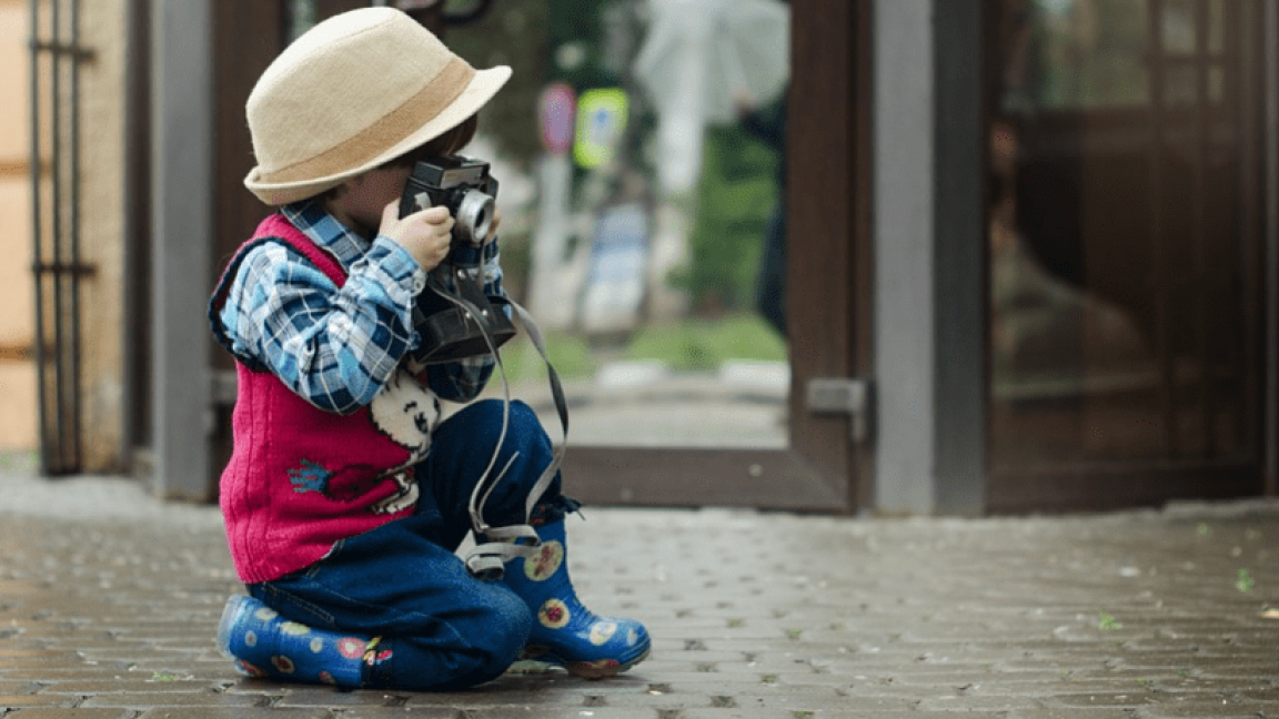 Family Photography - Outdoor Photography Training for Parents