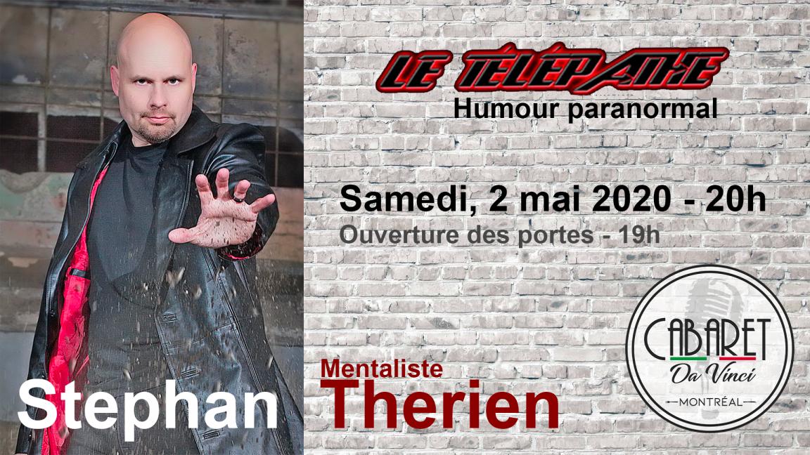 Stephan Therien - Soirée d'humour paranormal