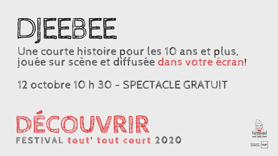 DJEEBEE - Pour les 10 ans et plus