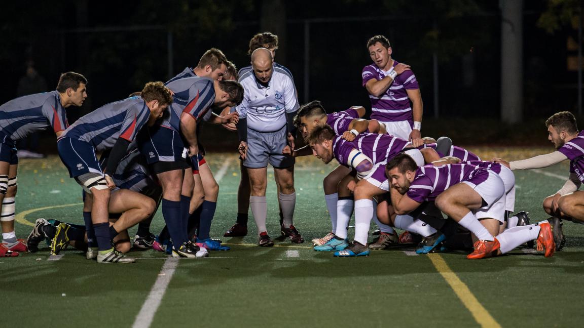 Rugby masculin : Bishop's vs ÉTS