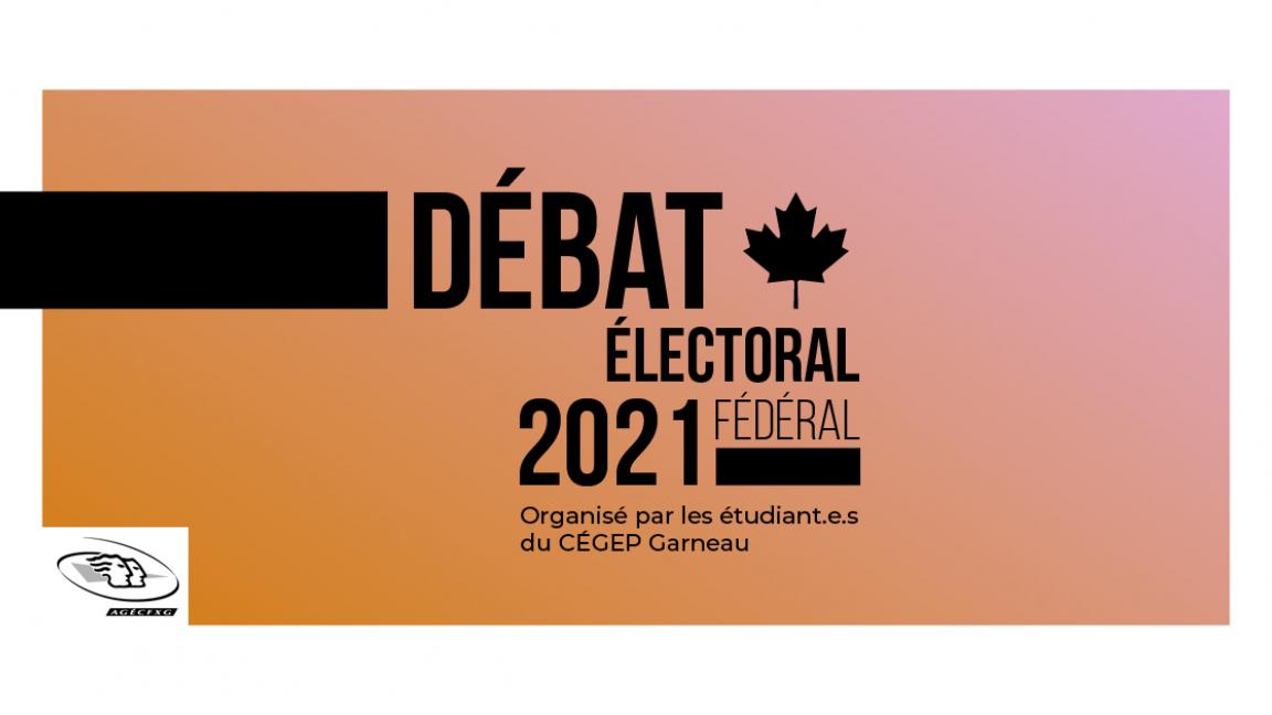 Débat Électoral Fédéral 2021