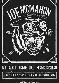 Joe McMahon @ Le Trèfle Noir
