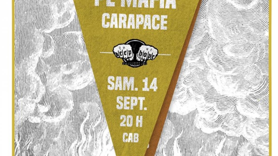 Nique À Feu, BonVivant, PL Mafia, Carapace - 10e anniversaire de KeepHope Productiosn