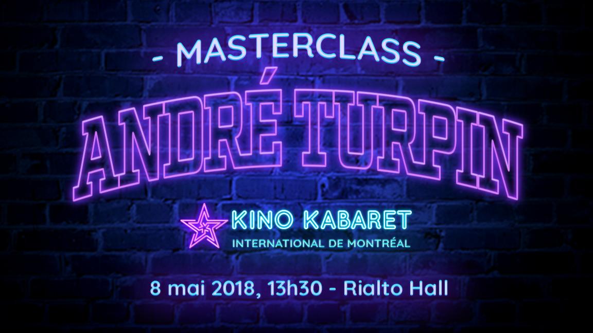 Masterclass André Turpin
