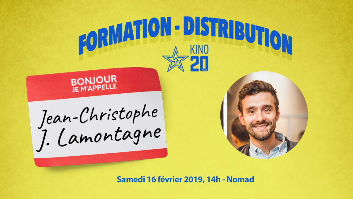 Formation Kino - Distribution