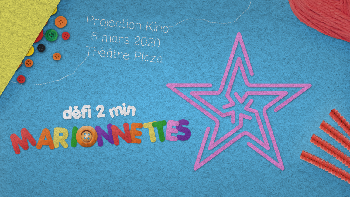 Projection Kino - mars 2020