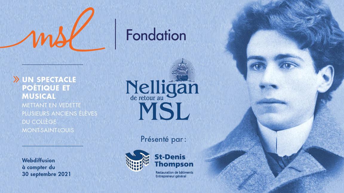 Nelligan de retour au MSL