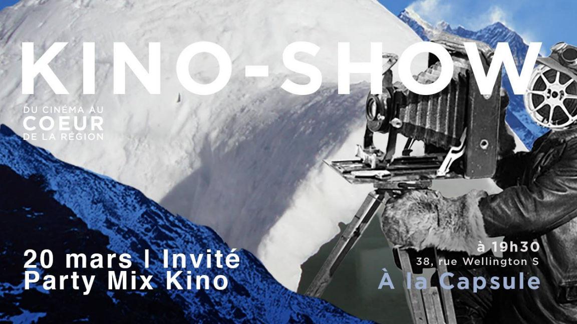 Kino-Show de mars - Party Mix Kino