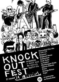Le Knock Out Fest 2e édition : La mission