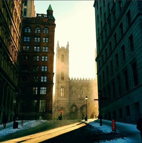 L'autre Vieux-Montréal - secteur ouest (balade à pied)