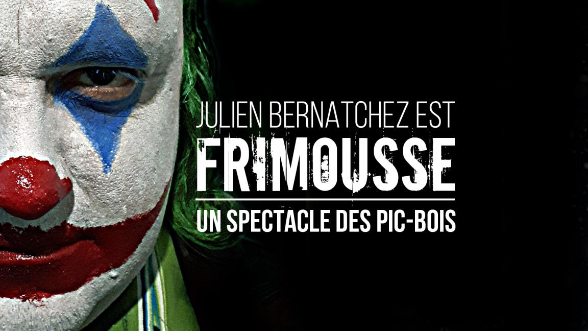 Les Pic-Bois présentent Frimousse (Montréal 11 oct. 20h)