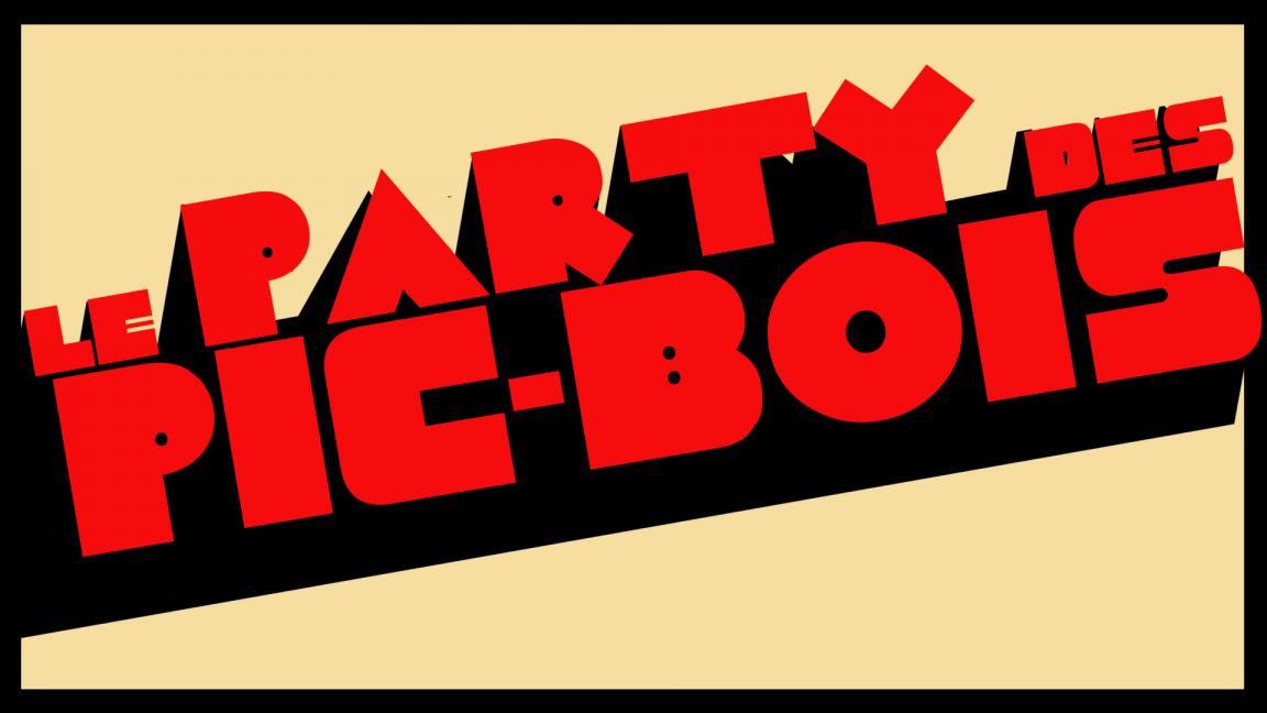REPORTÉ Le Party des Pic-Bois (Amqui)