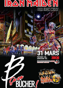 Hommage à Iron Maiden par Iron What