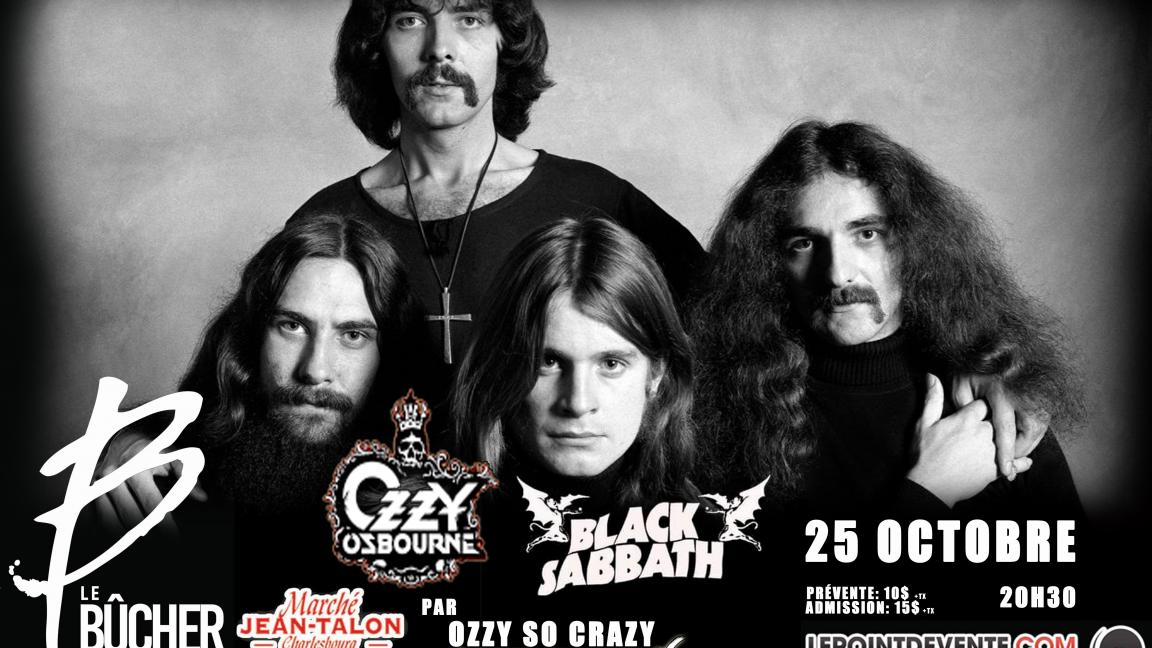 Hommage à Ozzy/Sabbath