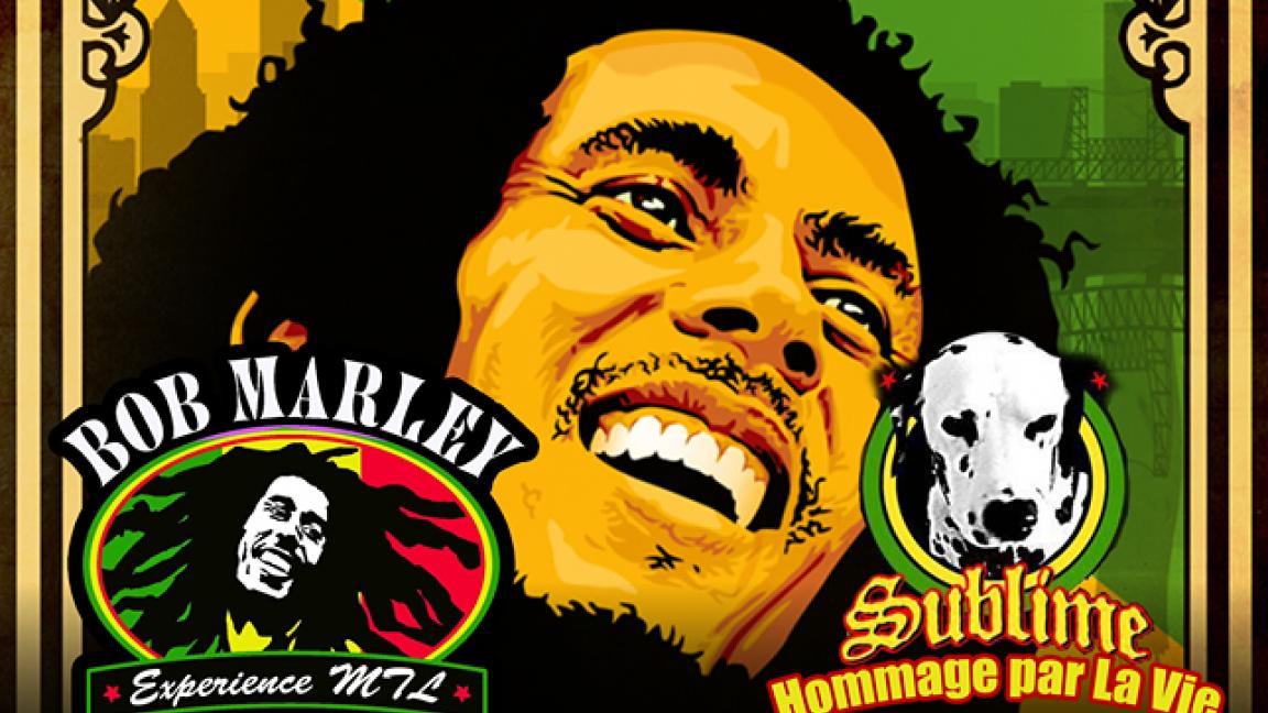 Bob Marley et Sublime