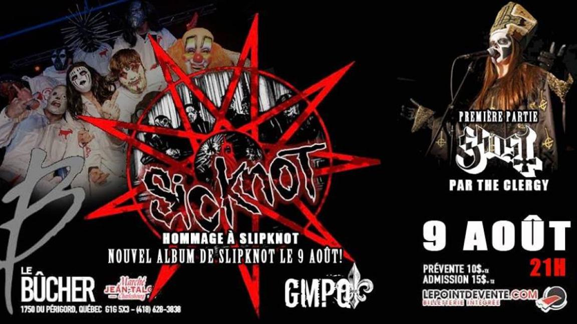 Sicknot Hommage à Slipknot