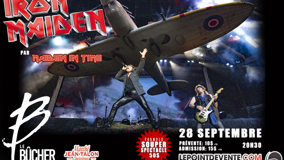 Hommage à Iron Maiden