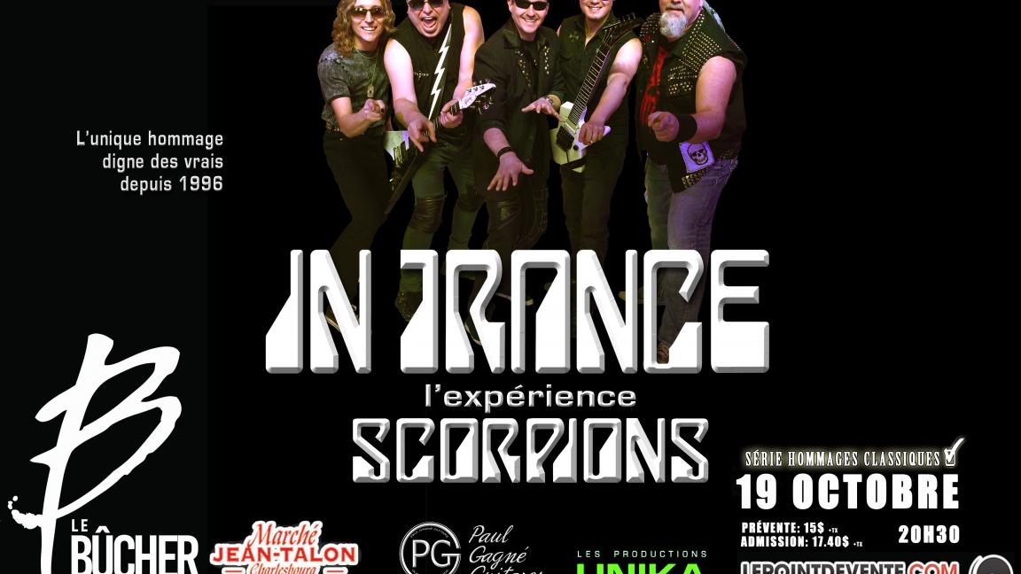 Hommage à Scorpions
