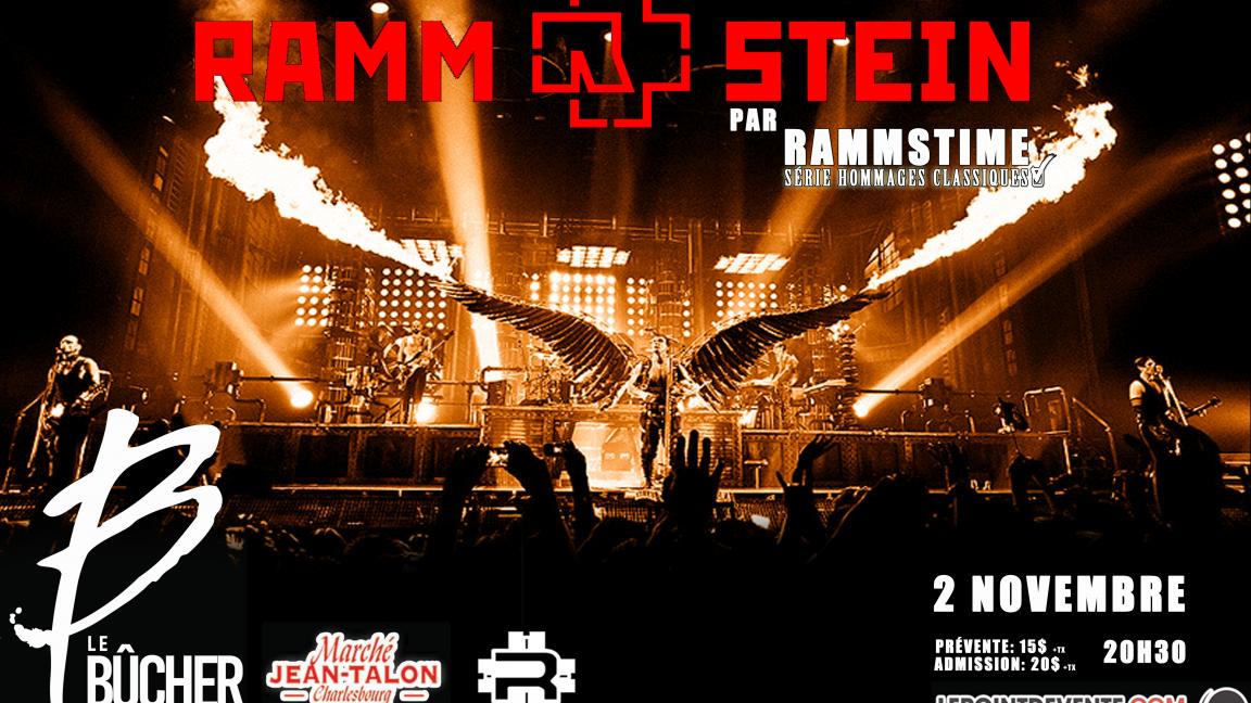 Hommage à Rammstein