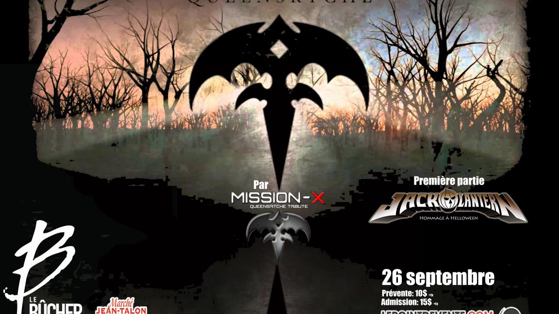 Mission-X et Jack-O-Lantern