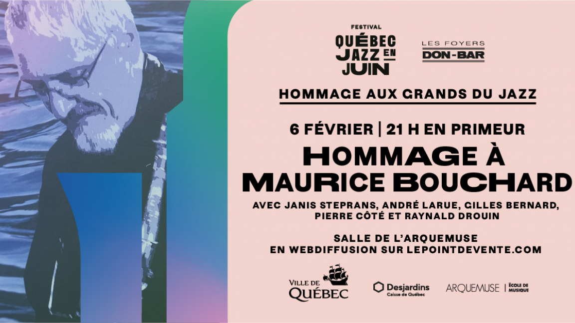 Hommage à Maurice Bouchard