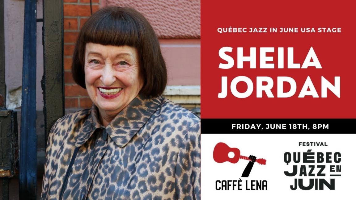 Sheila Jordan au Cinéma