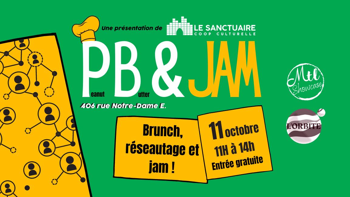 PB&JAM